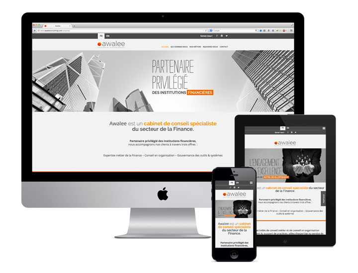 Site WordPress Awalee