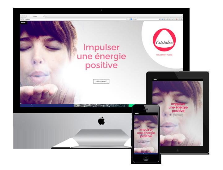 Site WordPress Cristalco