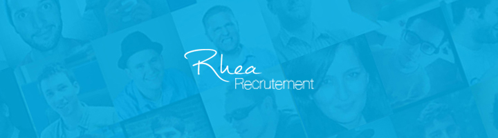 Site WordPress - Freelance Wordpress - Rhea recrutement