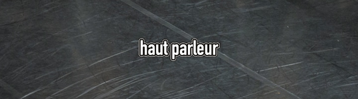 Site WordPress - Freelance Freelance - Haut parleur